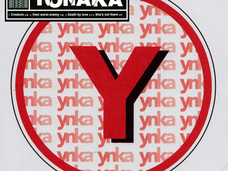 YONAKA CREATURE EP REVIEW