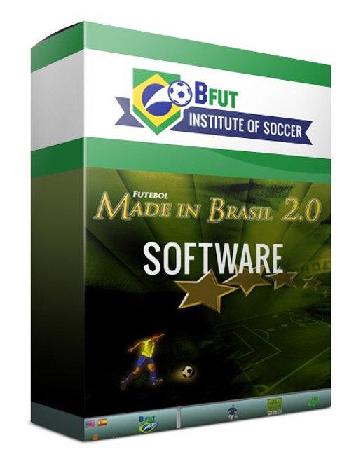 Software - FUTEBOL Made in Brasil