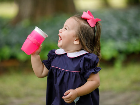 DITCH THE SIPPY CUP!!!