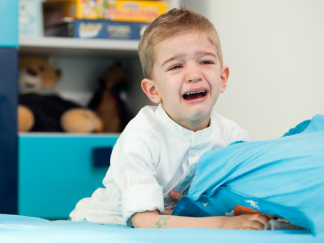 Meltdowns and the non-verbal child.