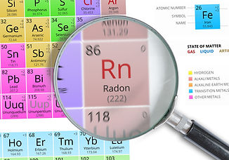 Radon - Element Of Mendeleev Periodic Ta