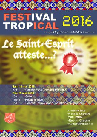 Festival Tropical 2016