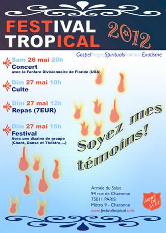 Festival Tropical 2012