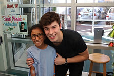 Shawn Mendes Volunteering featured by Count Me In Blog