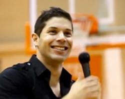 Count Me In Performer David Edward Garcia