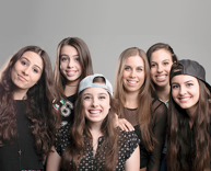 Count Me In Performer Cimorelli
