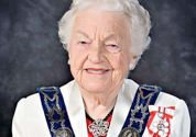 Count Me In Performer Hazel McCallion