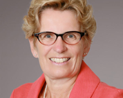 Count Me In Performer LGBTQ Activist and Premier of Ontario Kathleen Wynne