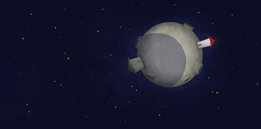 Moon Neighbours