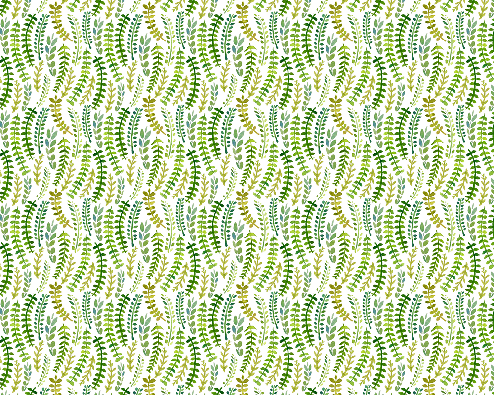 Vine Leaf Pattern