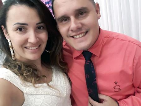 Sebastião e Naiane – Parceria que deu certo
