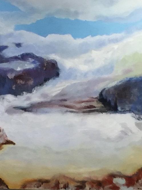 Glacier d'Islande no.3