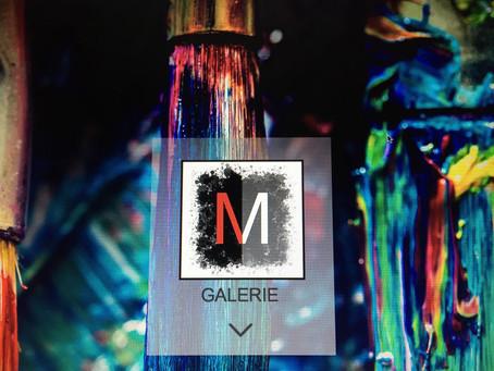 Atelier-express le 3 mai, et, Vernissage du 1-31 Mai 2018, à M Galerie, à l'Assomption, Québec.