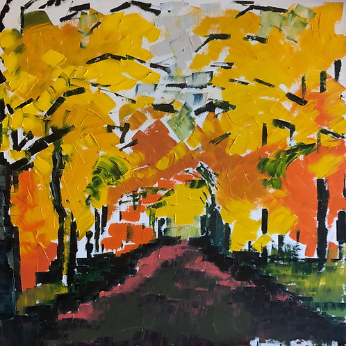 Poésie d'automne 1 | Autumn poetry 1