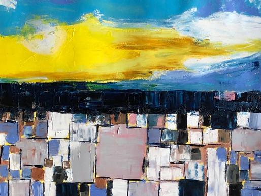 En compétition au Luxembourg Art Prize pour exposer à la Pinacothèque, Luxembourg. Novembre 2021 .