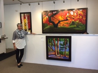 Vernissage à la Manotick Art Gallery and Framing
