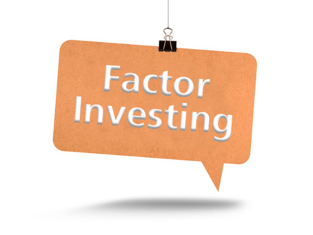 What is factor based investing?