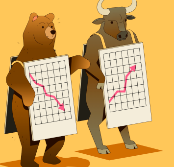 Long, Short, Bull, and Bear, What does it all mean in the Stock Market?