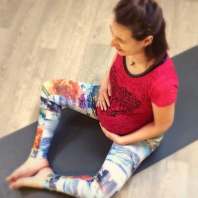 Zwangerschapsyoga, Yogajuf Roosendaal