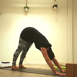 Hathaflow, Yogajuf Roosendaal yogastudio