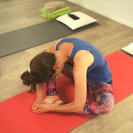 Yinyoga, Yogastudio Yogajuf Roosendaal