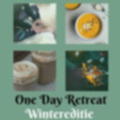 One Day Retreat winter