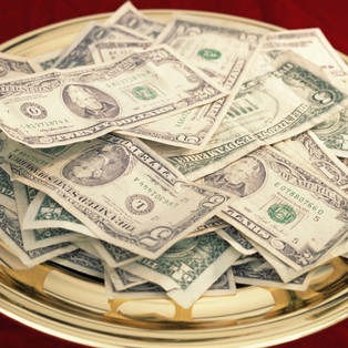 Where Should Church Money Go In 2021?