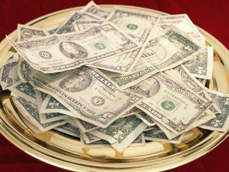 Where Should Church Money Go In 2021?