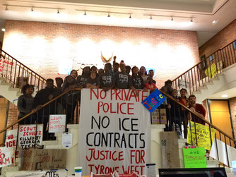 Pleasant Hope Supports Hopkins Student Sit-In