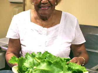 """Maxine Nicholas: """"Mother"""" of Church Garden"""