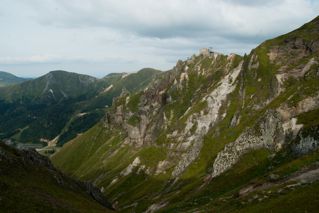 Val d'enfer - Sancy