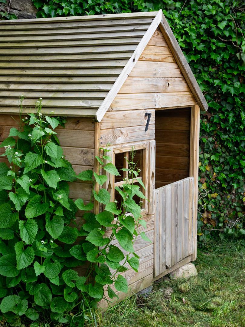 Petite cabane pour enfant