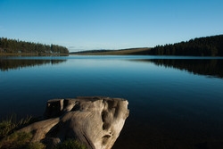 Le lac de Servière