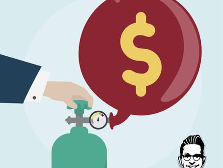 Wenn sich unser Geld aufbläht: Wie du Inflation für dich nutzen kannst.
