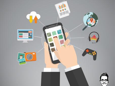 """""""This is only the beginning."""" - Wie das Smartphone unser Leben verändert hat."""