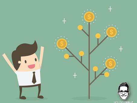 Die Macht der Geldvermehrung - Wie dich der Zinseszins reich macht