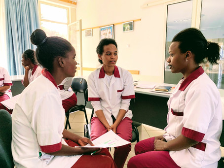 Fostering interpersonal and leadership skills for midwives