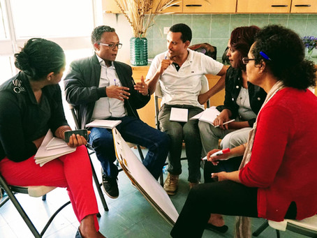 Interactive Leadership & Change Management workshop