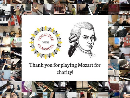 Mozart for Charity