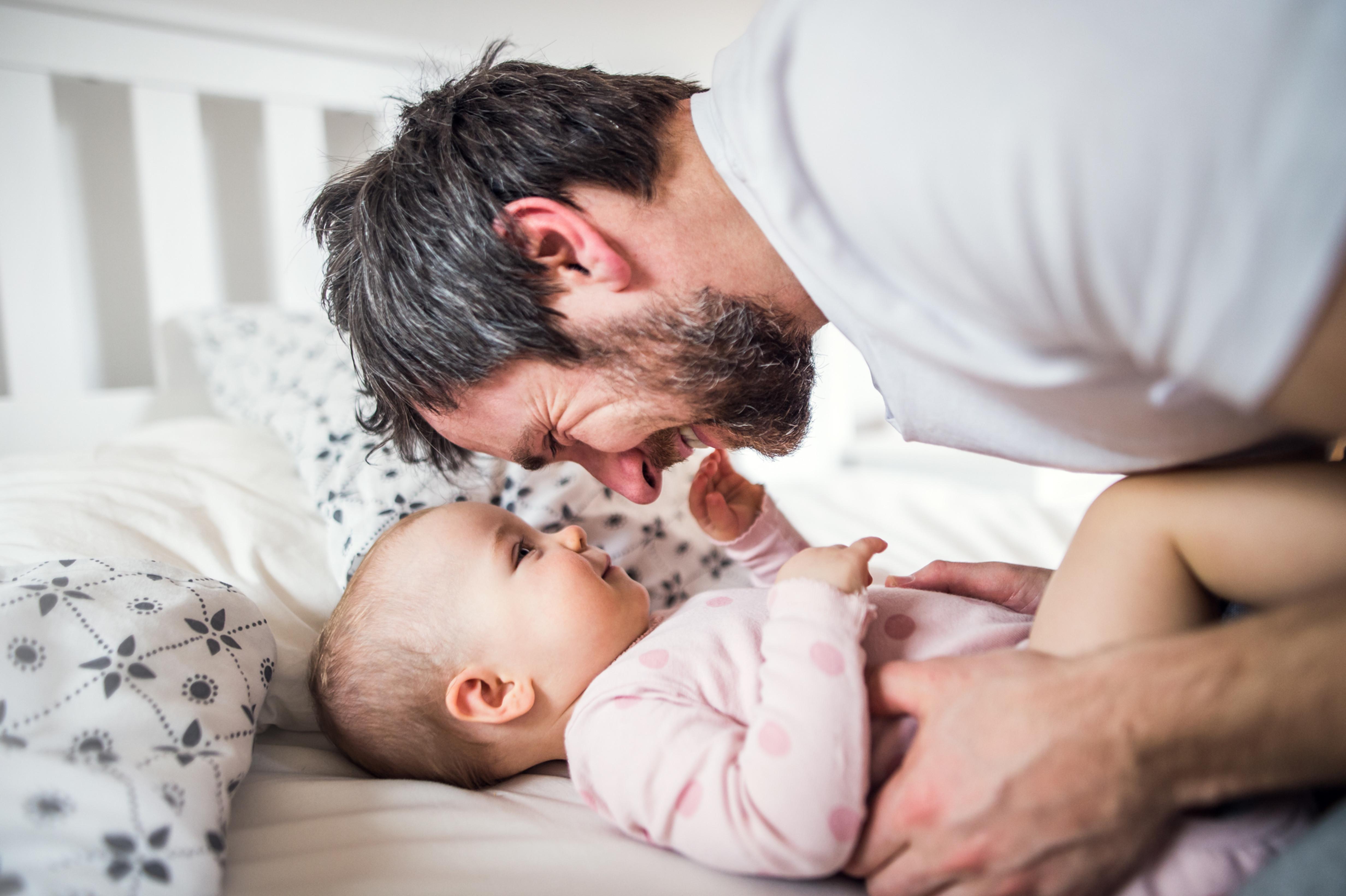 סדנת אבות - הורות בריאה לקטנטנים
