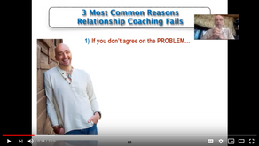 3 Relationship Coaching Fails... And How to Avoid Them