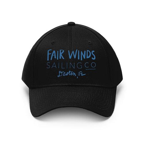 Fair Winds Baseball Cap