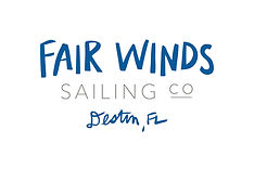 Fair Winds Sailing Co, Destin, FL - logo