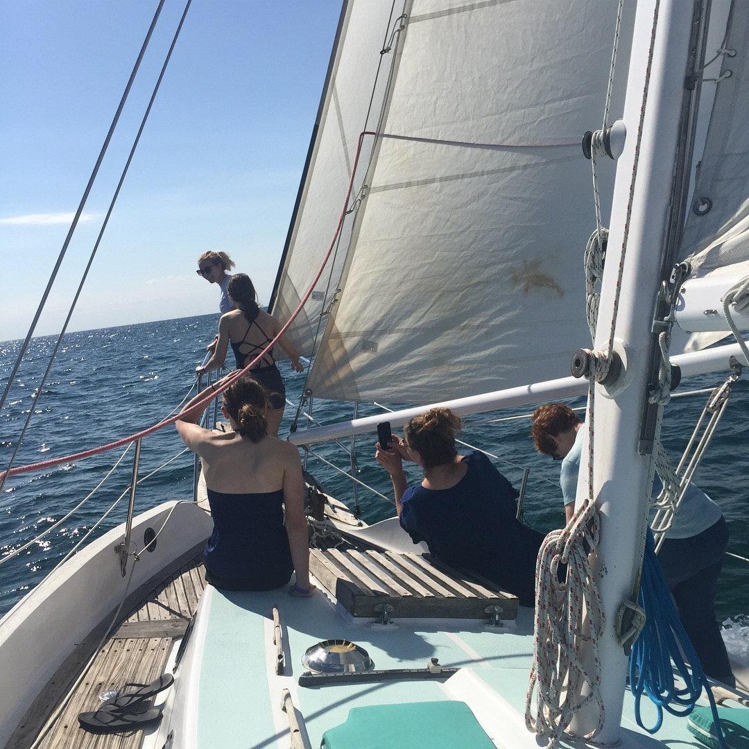 2 Hour Daytime Sailing Cruise
