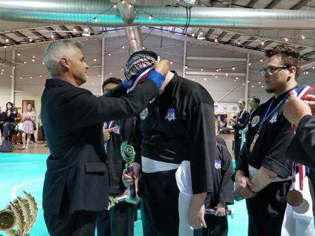 1st USA Pencak Silat National Championships