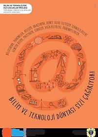 Bilim ve Teknolojide Kız Çocuklar Projesi Afişi