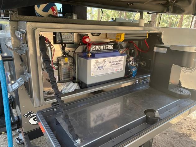 TrailStomper Side Box