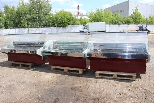 Холодильные витрины Арктика 1600L бу