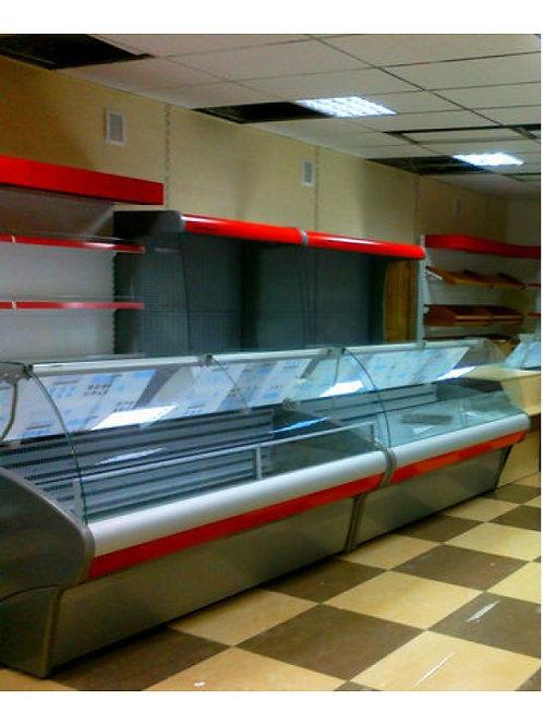 Холодильная витрина Полюс Carboma 200