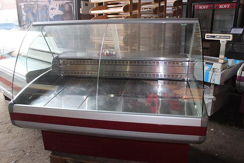Витрина холодильная CRYSPI ВПС Gamma-2 1500